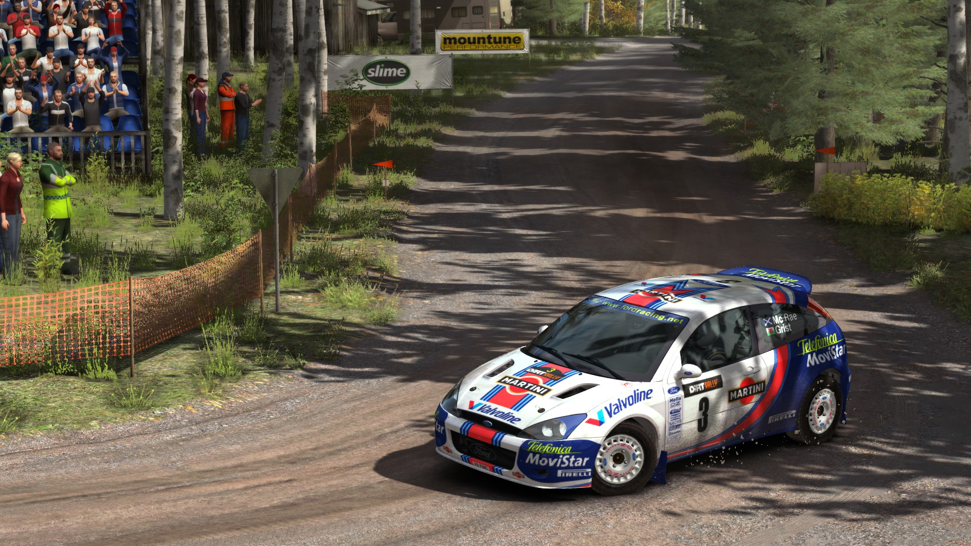 DiRT Rally latest patch brings VR support! | RaceDepartment - Latest