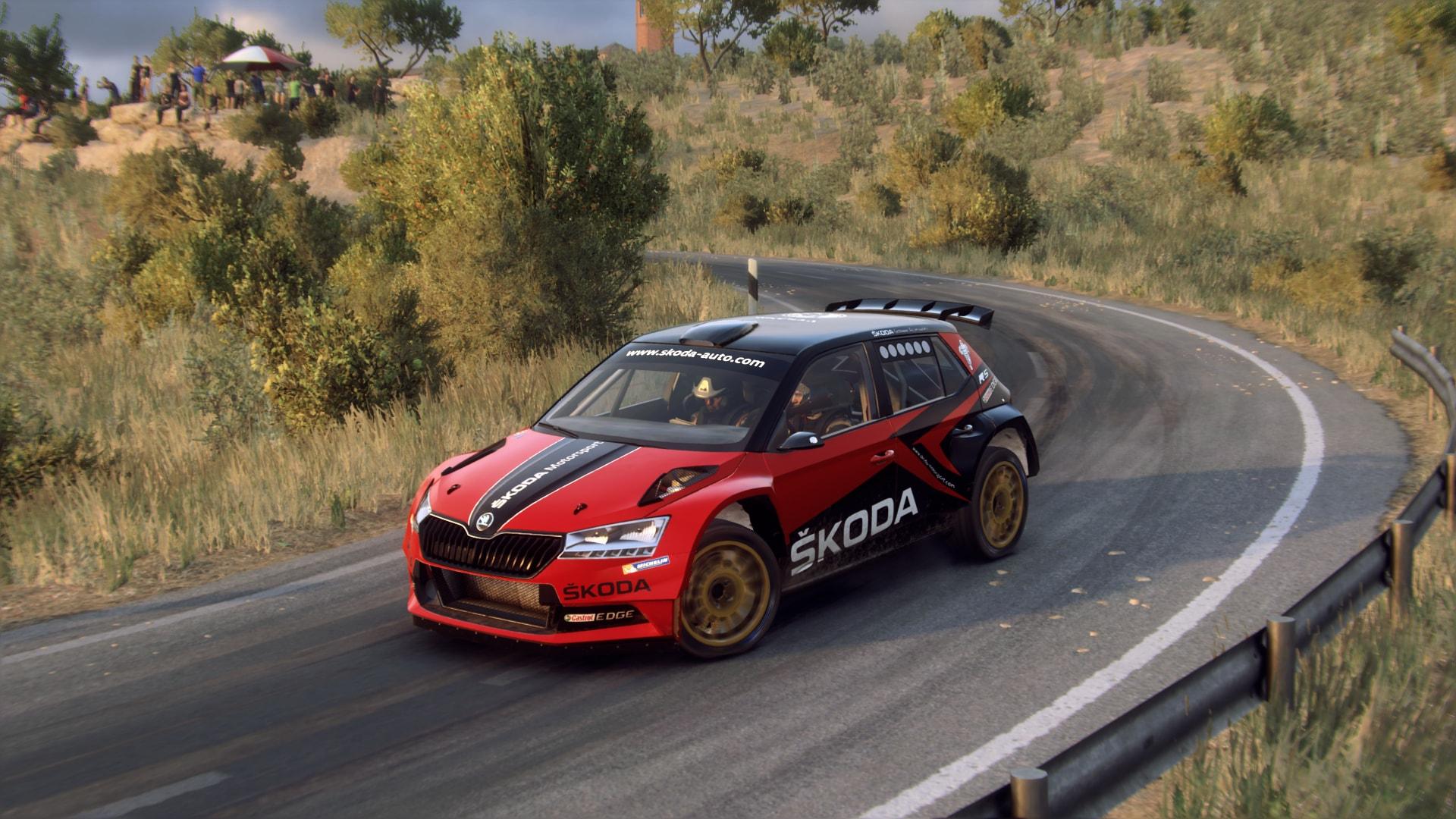 Skoda Fabia R5 Racedepartment