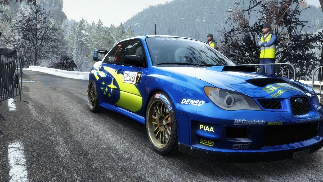 subaru impreza s12 for dirt rally racedepartment. Black Bedroom Furniture Sets. Home Design Ideas