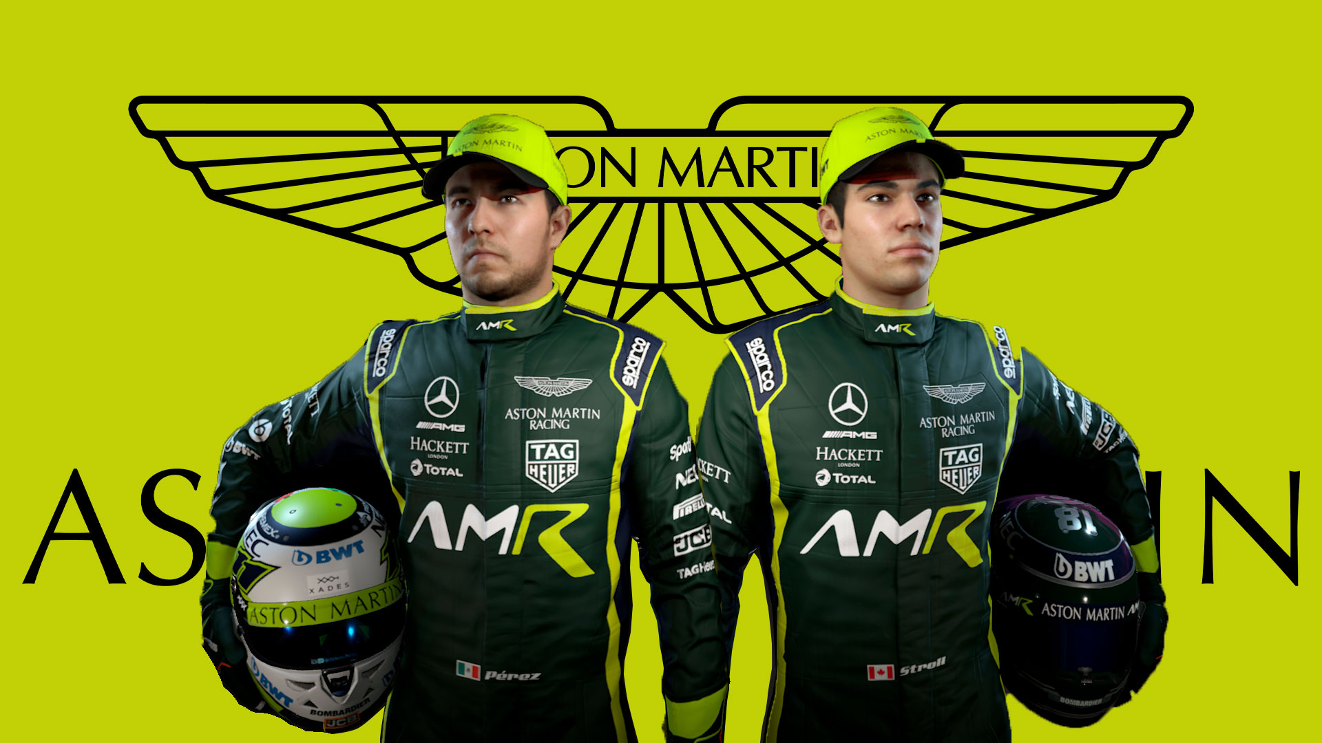 Aston Martin Racing F1 Team Full Package Racedepartment