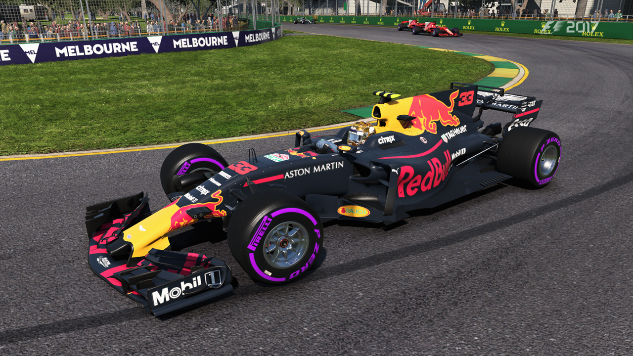 Aston Martin Red Bull Racing Livery Racedepartment