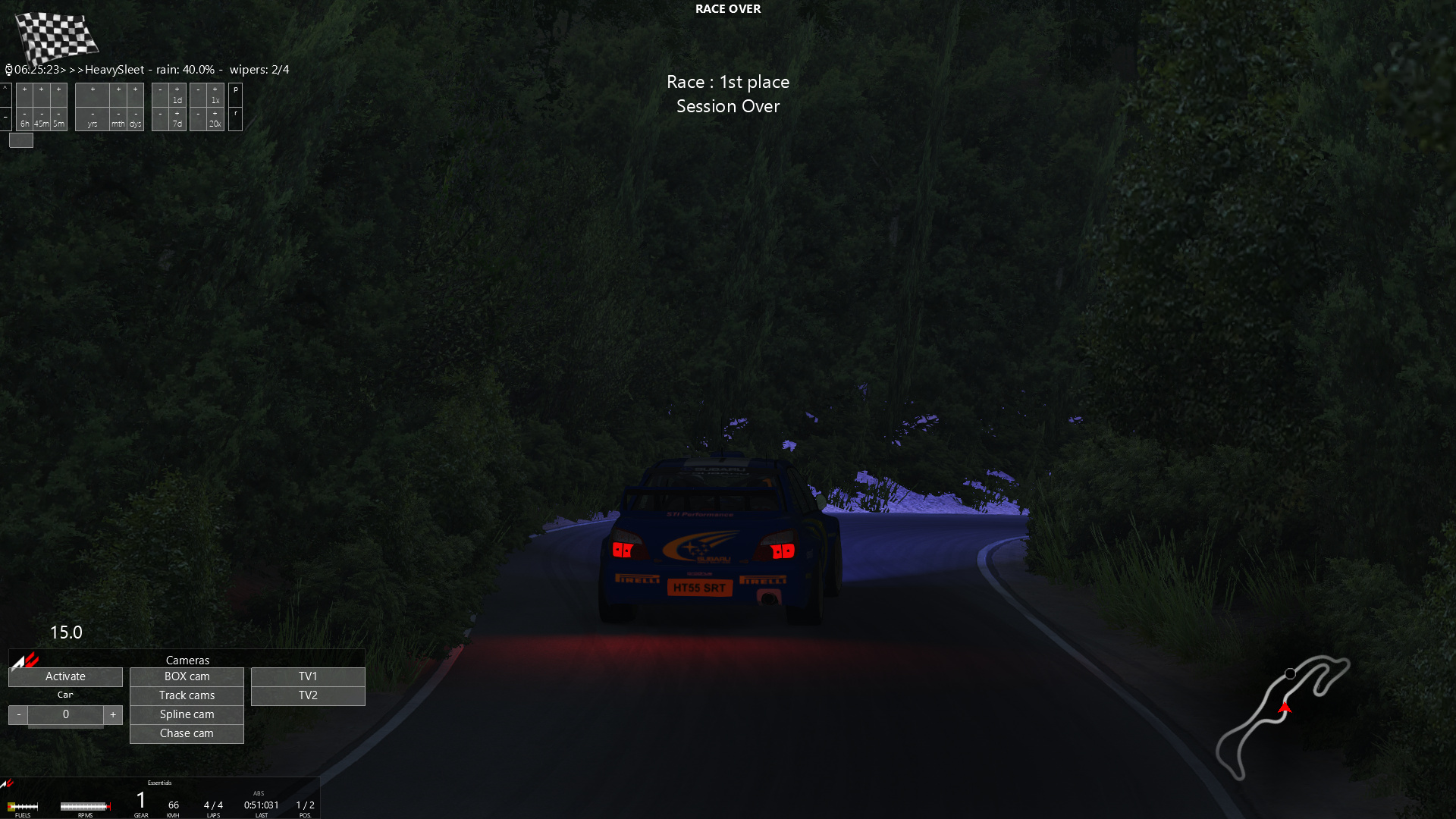 ET 2 cars race.jpg