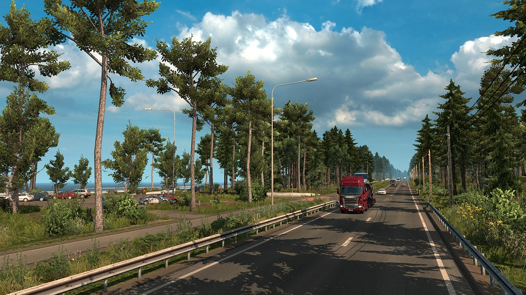 ETS2: Beyond the Baltic Sea DLC Released | RaceDepartment
