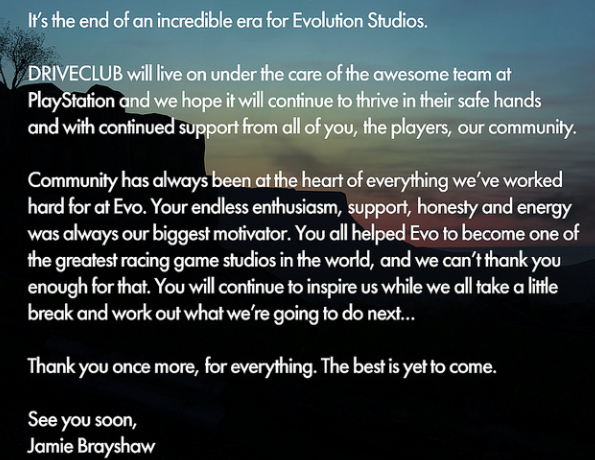 Evolution Studios Jamie Brayshaw Statement.png