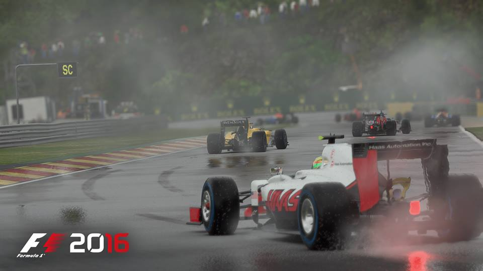 New Codemasters F1 2016 PC and PS4 Patch Released | RaceDepartment