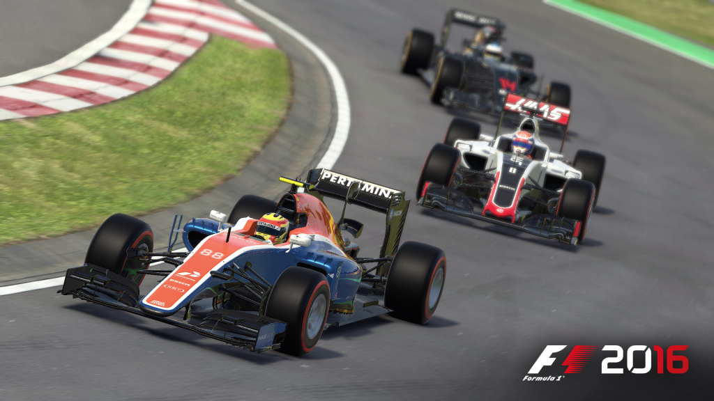 F1 2016 to Support Accuforce Wheel - Full List Revealed