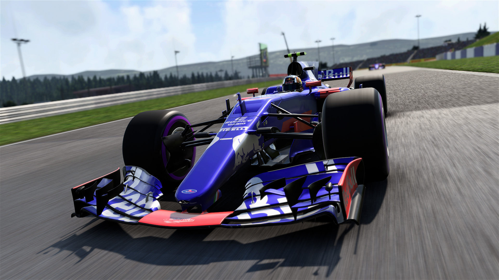 f1 2017 patch 1 5 released to ps4 pc xbox to follow racedepartment. Black Bedroom Furniture Sets. Home Design Ideas