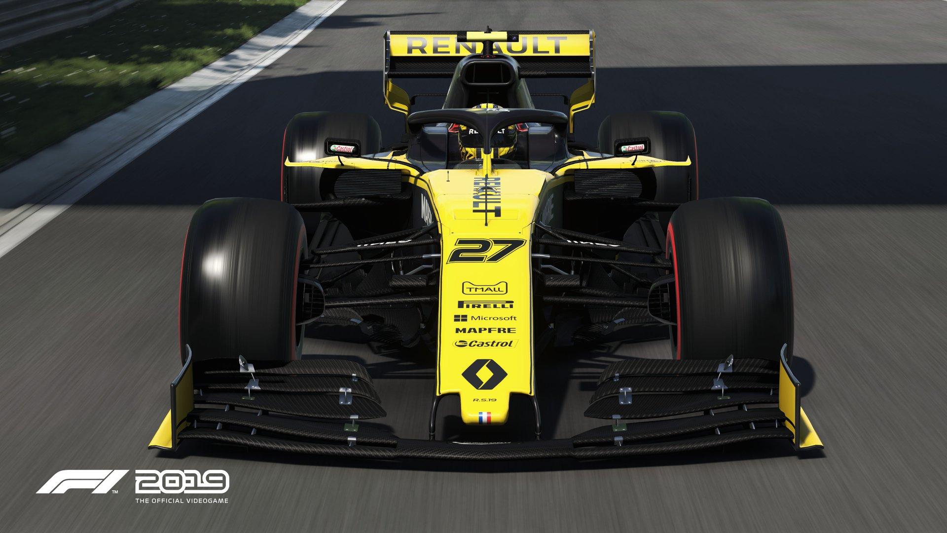 F1 2019: V1 09 Update Live Across All Platforms