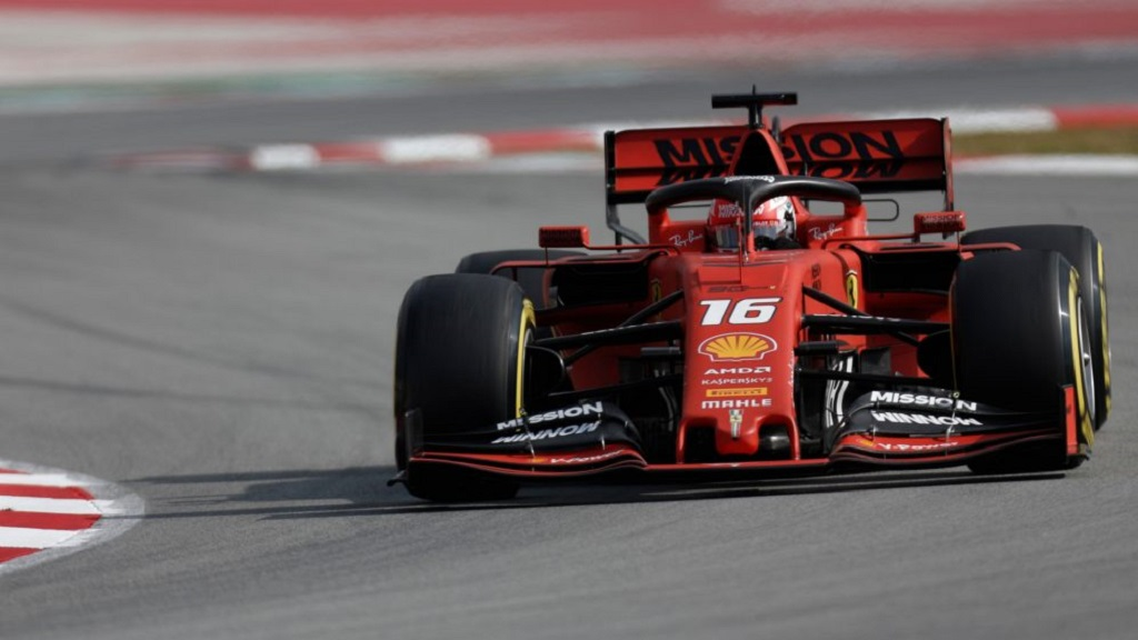 F1 Testing Day 2 Ferrari Leclerc.jpg