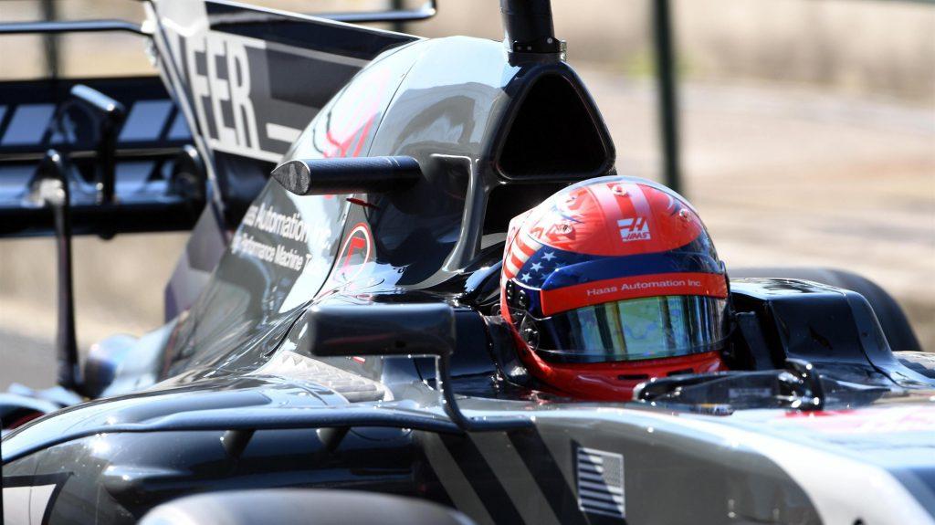 F1 Testing - Santino Ferrucci  Haas.jpg