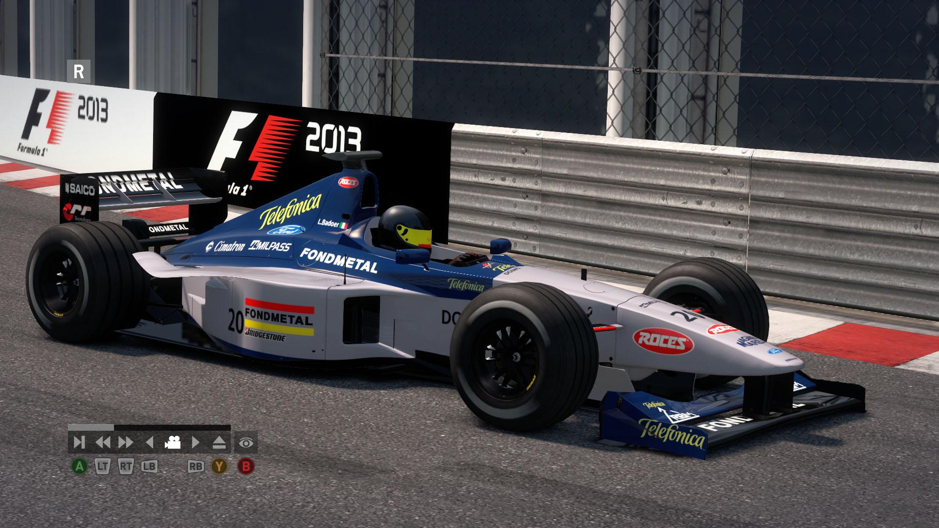 Ferrari f1 93