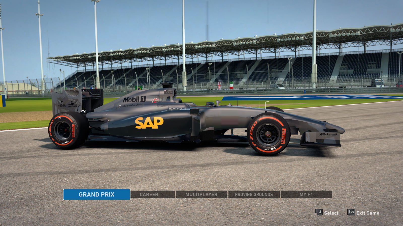 2014 Mclaren Austin livery | RaceDepartment Race 2 Wallpapers Hd