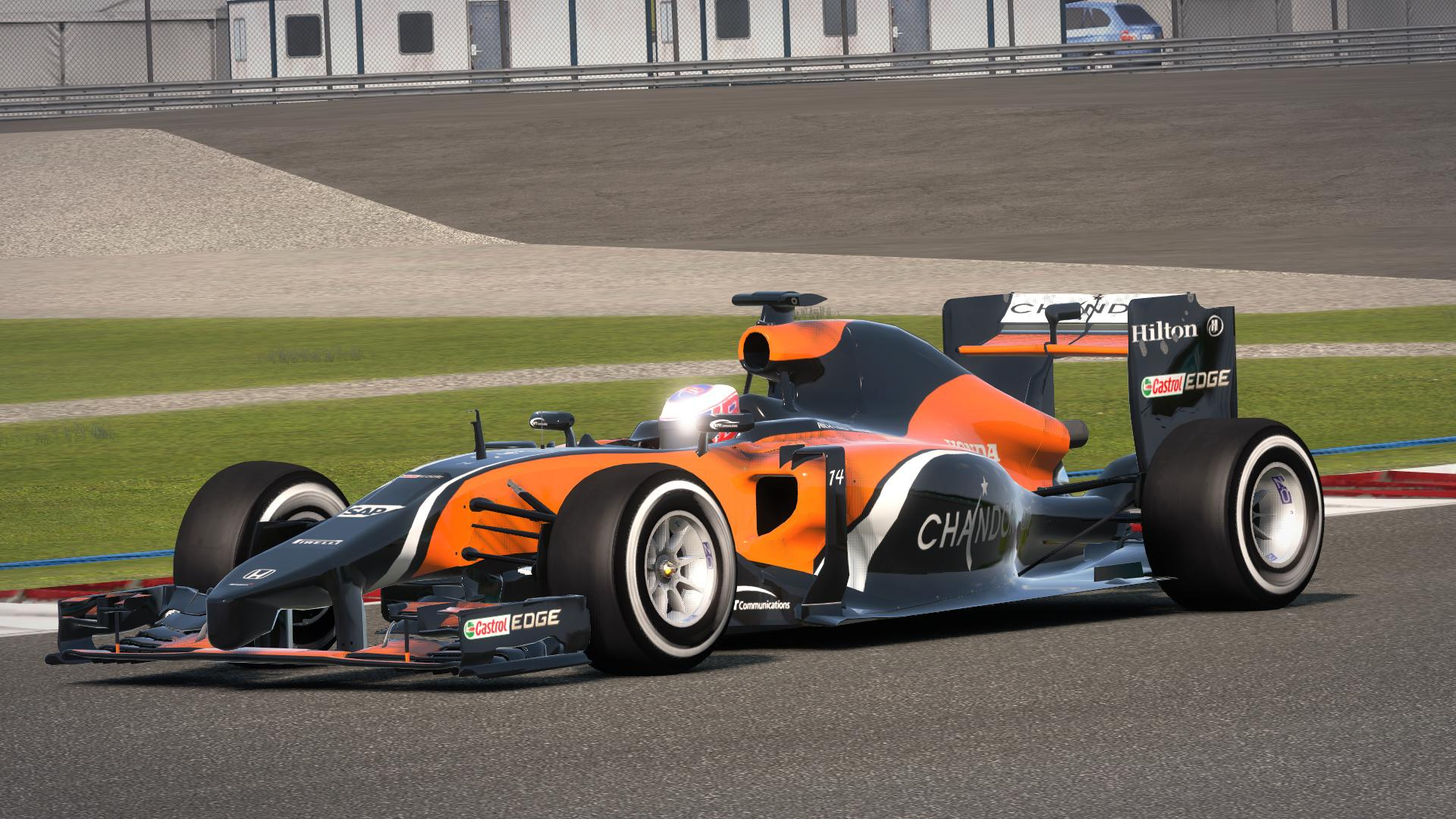 Fictional McLaren MCL33 | RaceDepartment