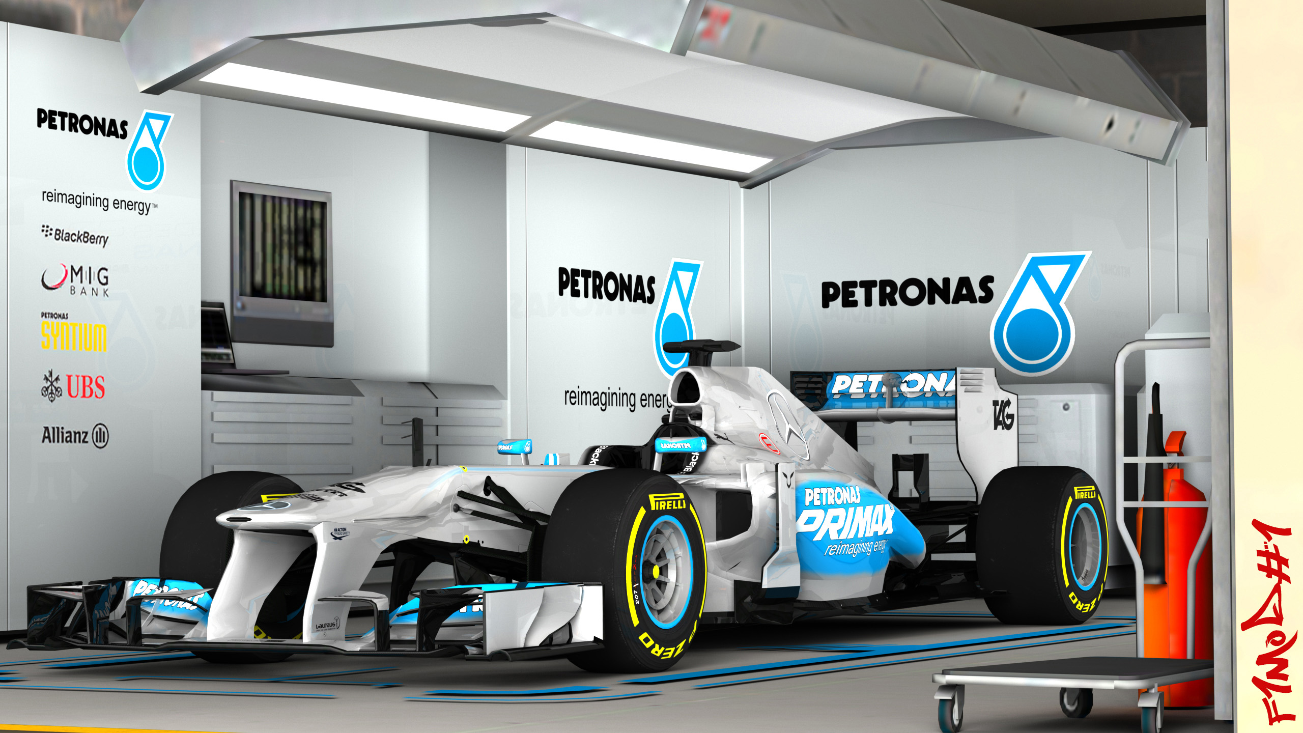 F1MOD #1 Fantasy Mercedes GP + Garage.jpg