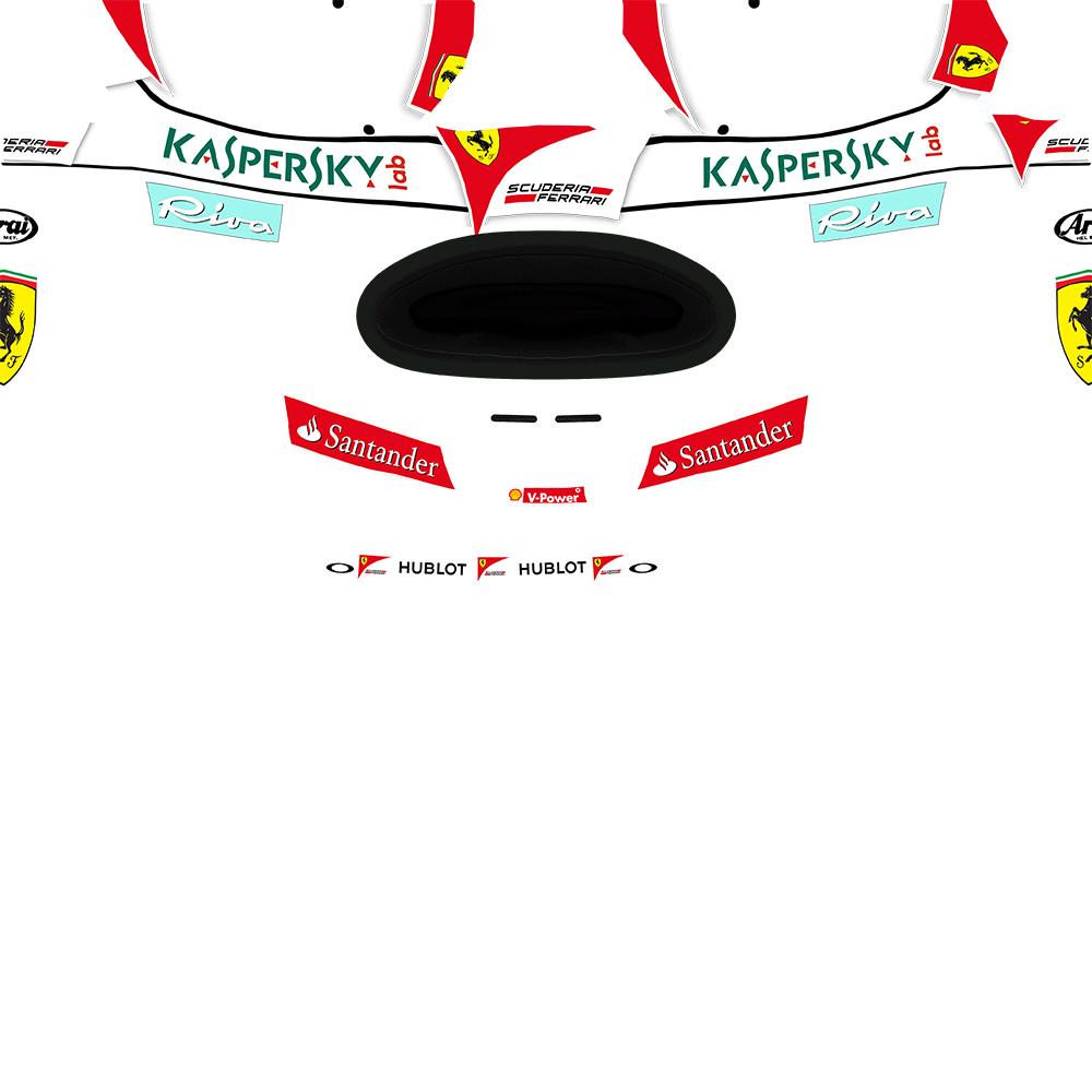 Helmet Sponsors Templates Racedepartment