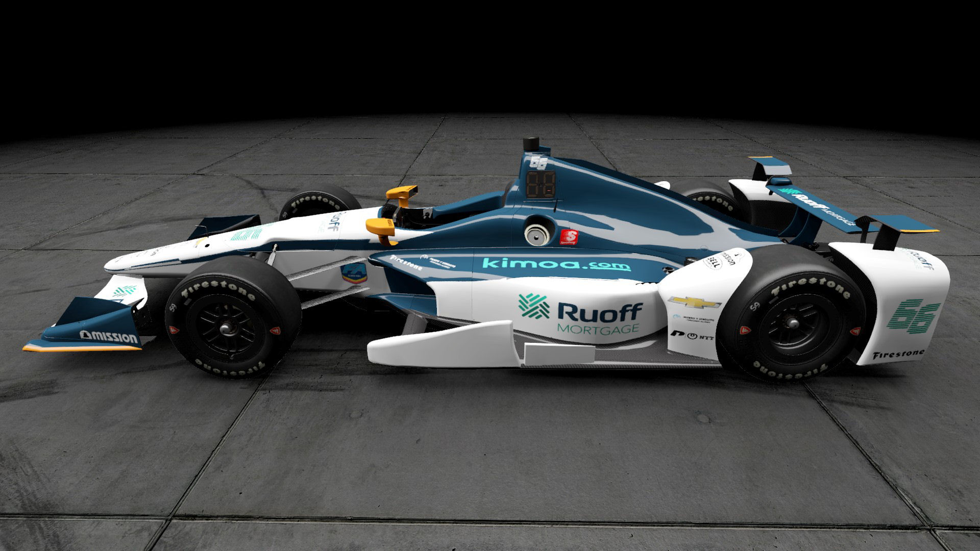 Fernando Alonso 2020 Indy 500 Mclaren dallara dw12 chevy oval 02.jpg