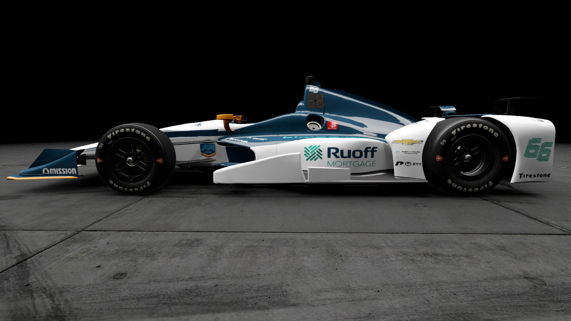 Fernando Alonso 2020 Indy 500 Mclaren dallara dw12 chevy oval 03.jpg