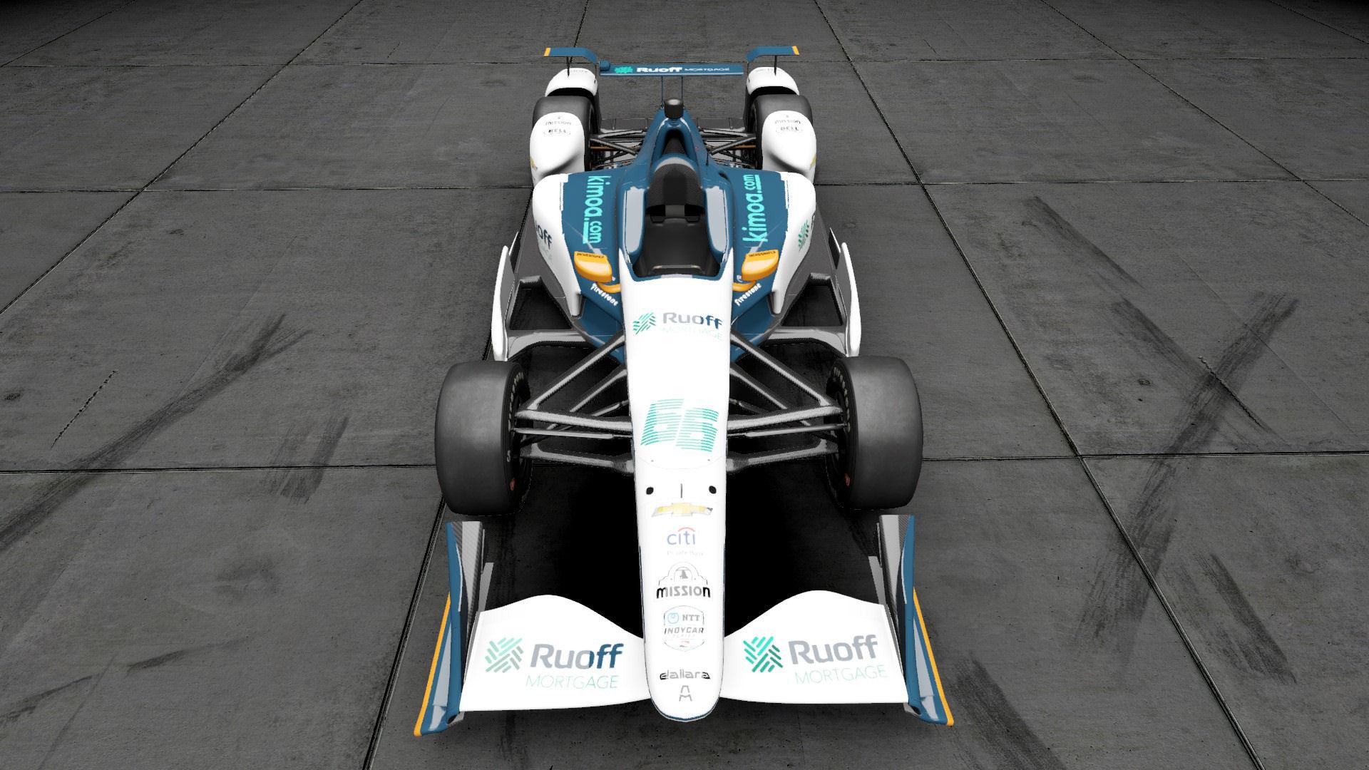 Fernando Alonso 2020 Indy 500 Mclaren dallara dw12 chevy oval 04.jpg
