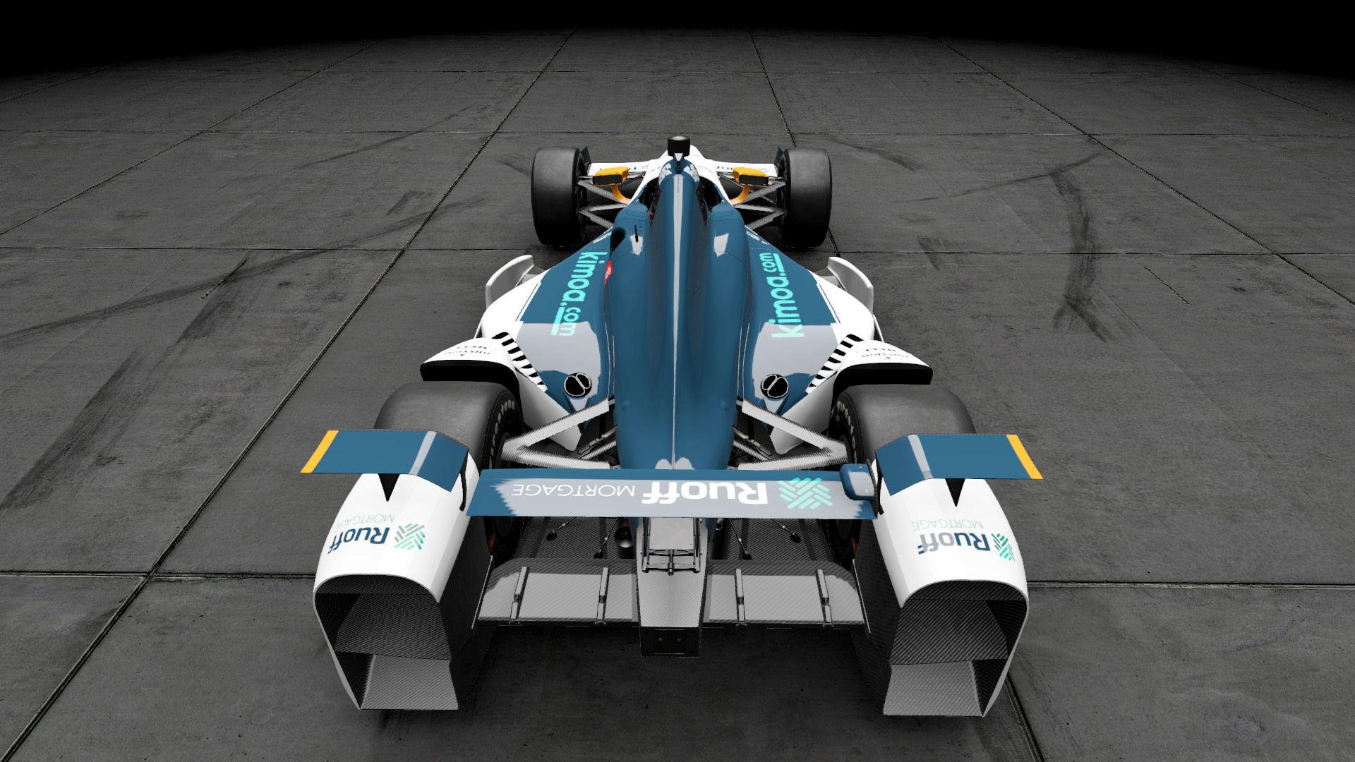 Fernando Alonso 2020 Indy 500 Mclaren dallara dw12 chevy oval 05.jpg