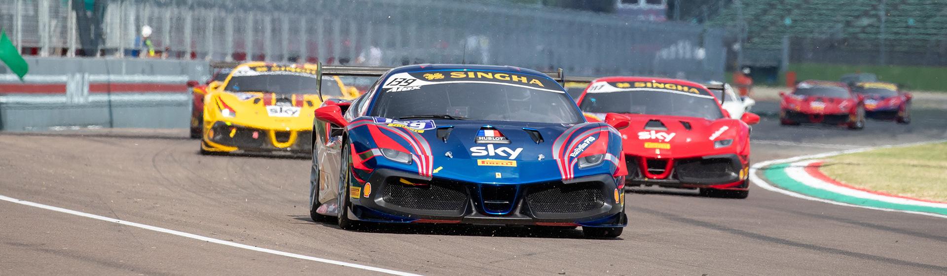 Ferrari Challenge Europe 2020 Racedepartment