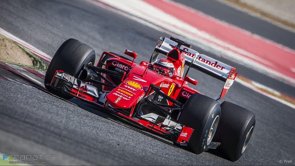 Ferrari F1 test Bahrain.jpg