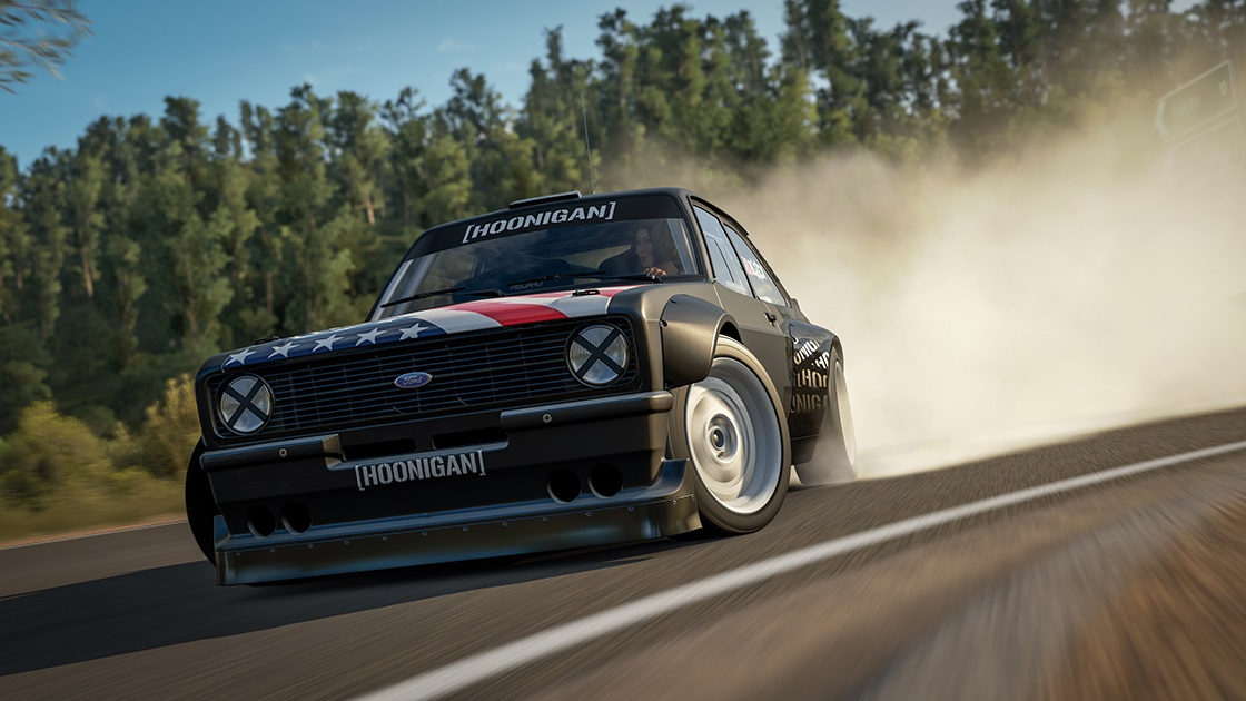 FM7 FH3 - 1978 Hoonigan Ford Escort RS1800.jpg