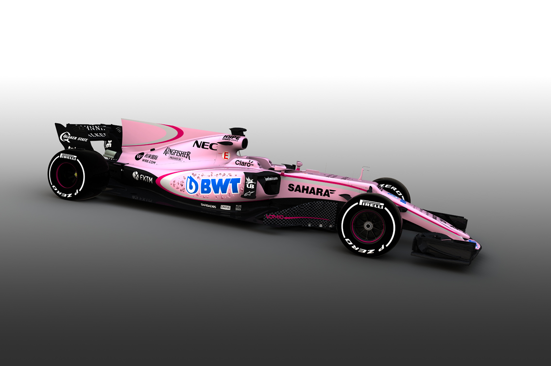 Force India Pink Livery.jpg