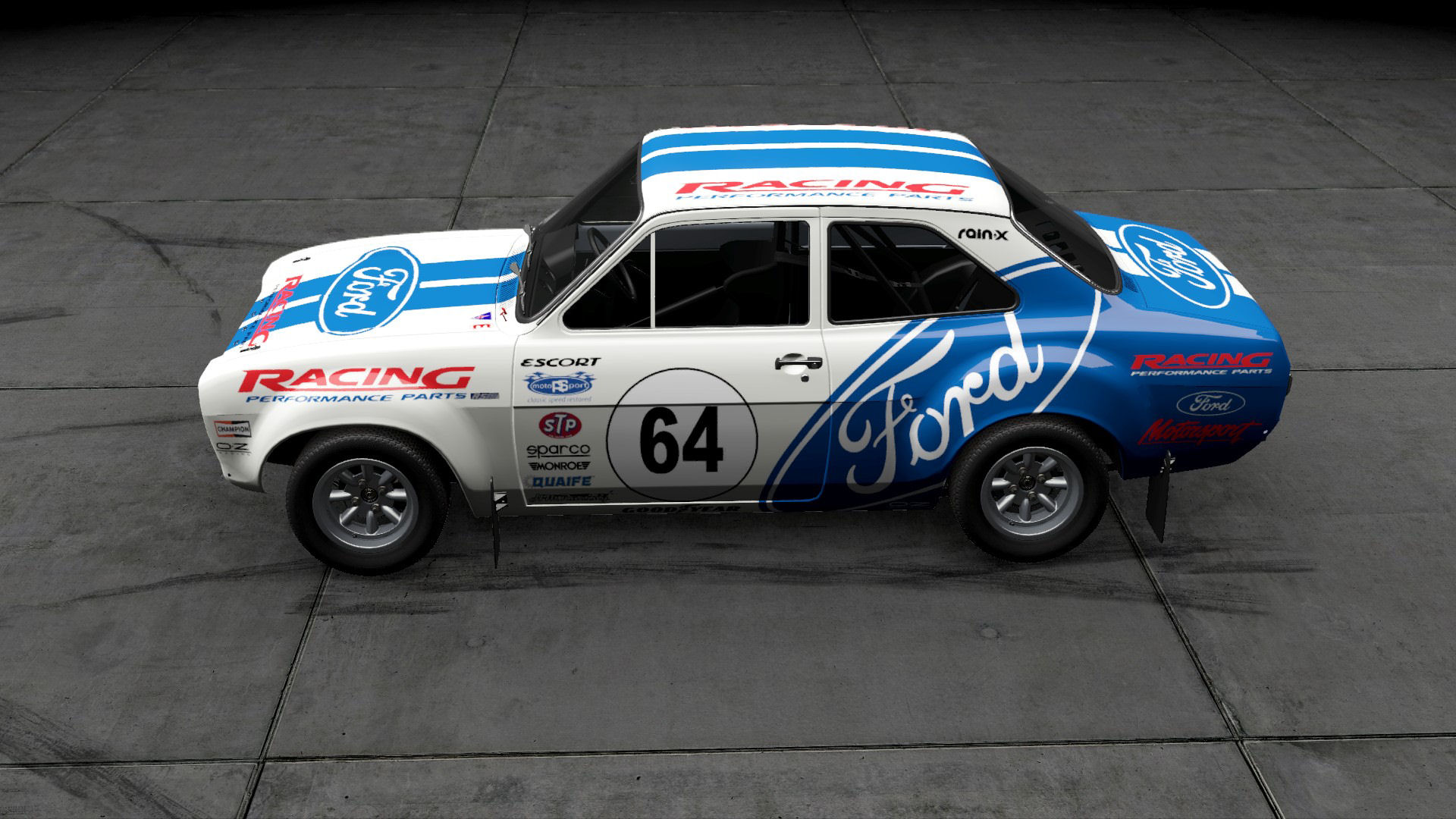 Ford Escort mk1 rx Racing Performance Parts 02.jpg