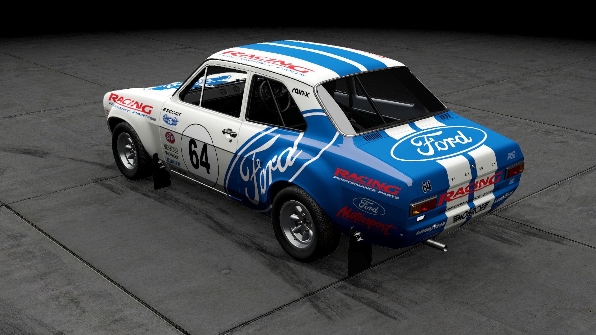 Ford Escort mk1 rx Racing Performance Parts 03.jpg