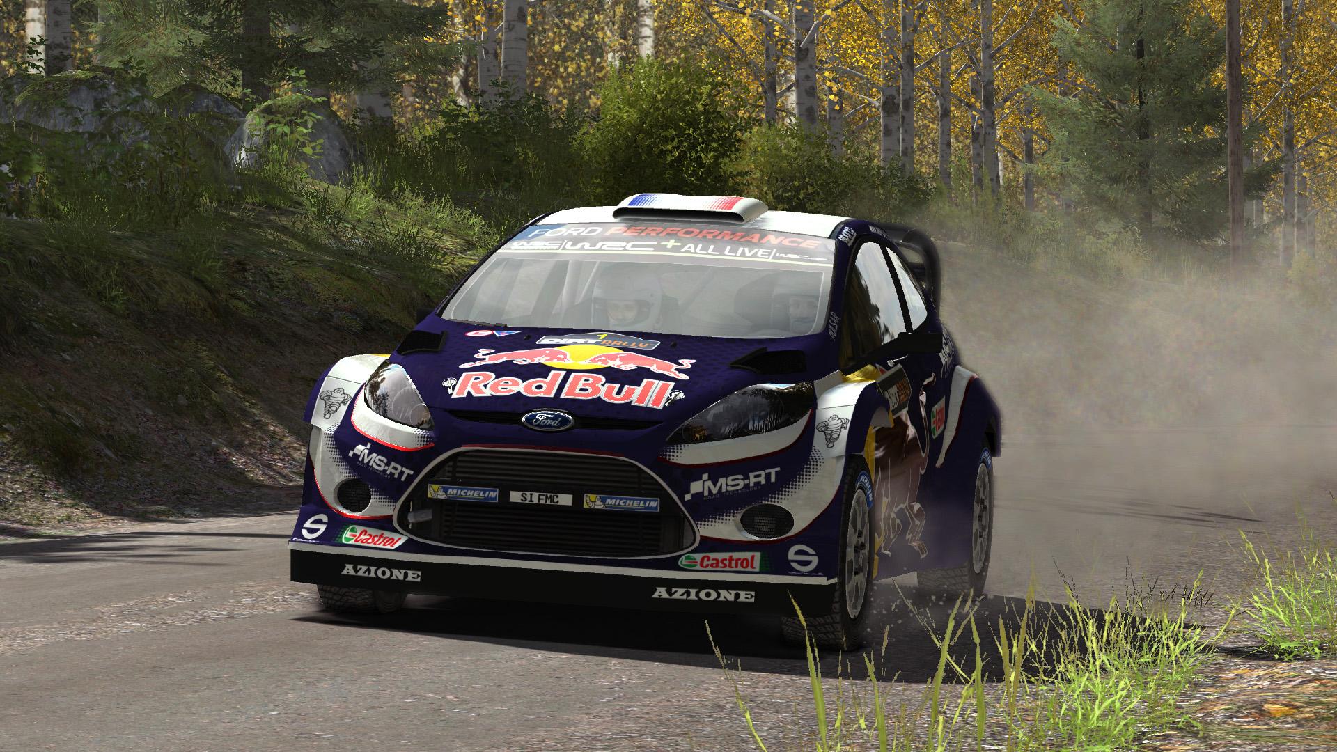Ford Fiesta Wrc 2018 >> Ford Fiesta WRC M-SPORT 2018 | RaceDepartment