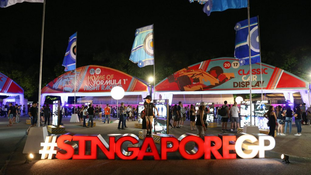 2017 formula one singapore grand prix racedepartment. Black Bedroom Furniture Sets. Home Design Ideas