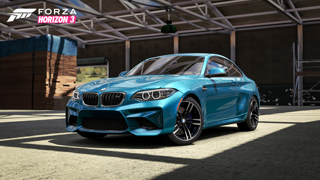 New Forza Horizon 3 Update and 'Smoking Tire' DLC Released
