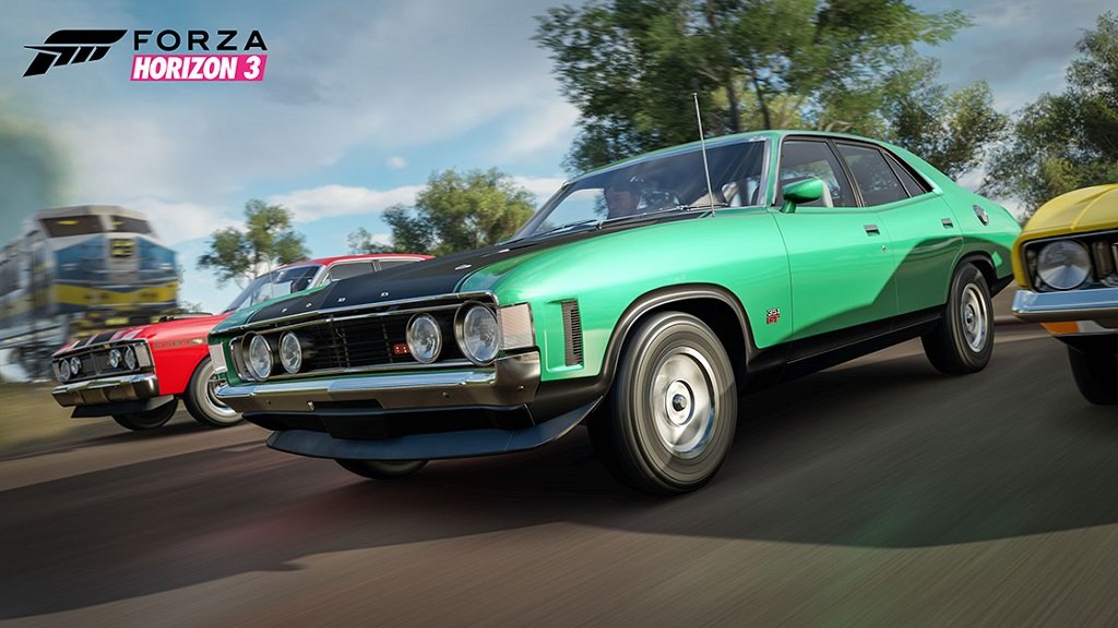 Rockstar Car Pack Released for Forza Horizon 3