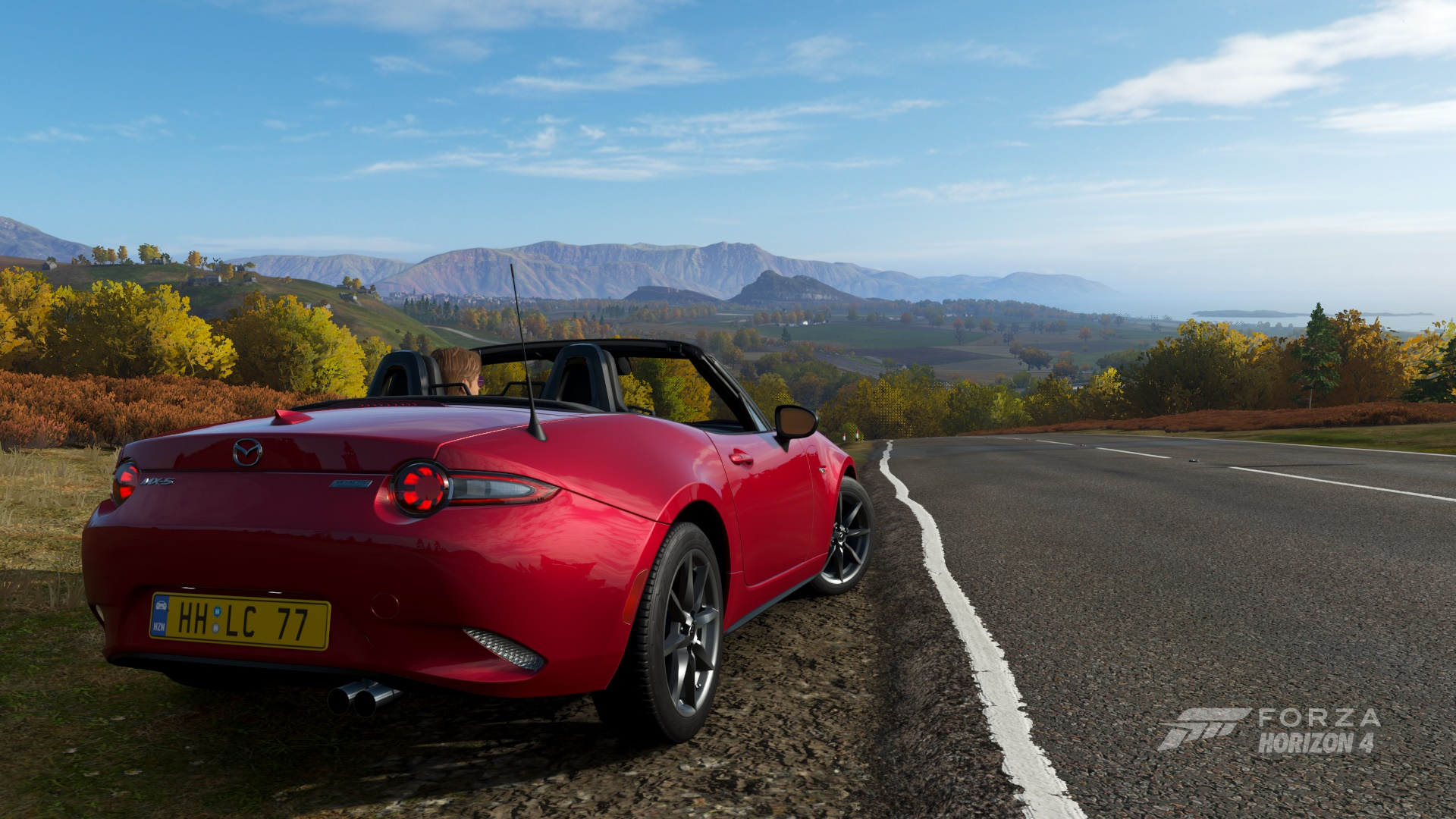 Route Creator Added in New Forza Horizon 4 Update