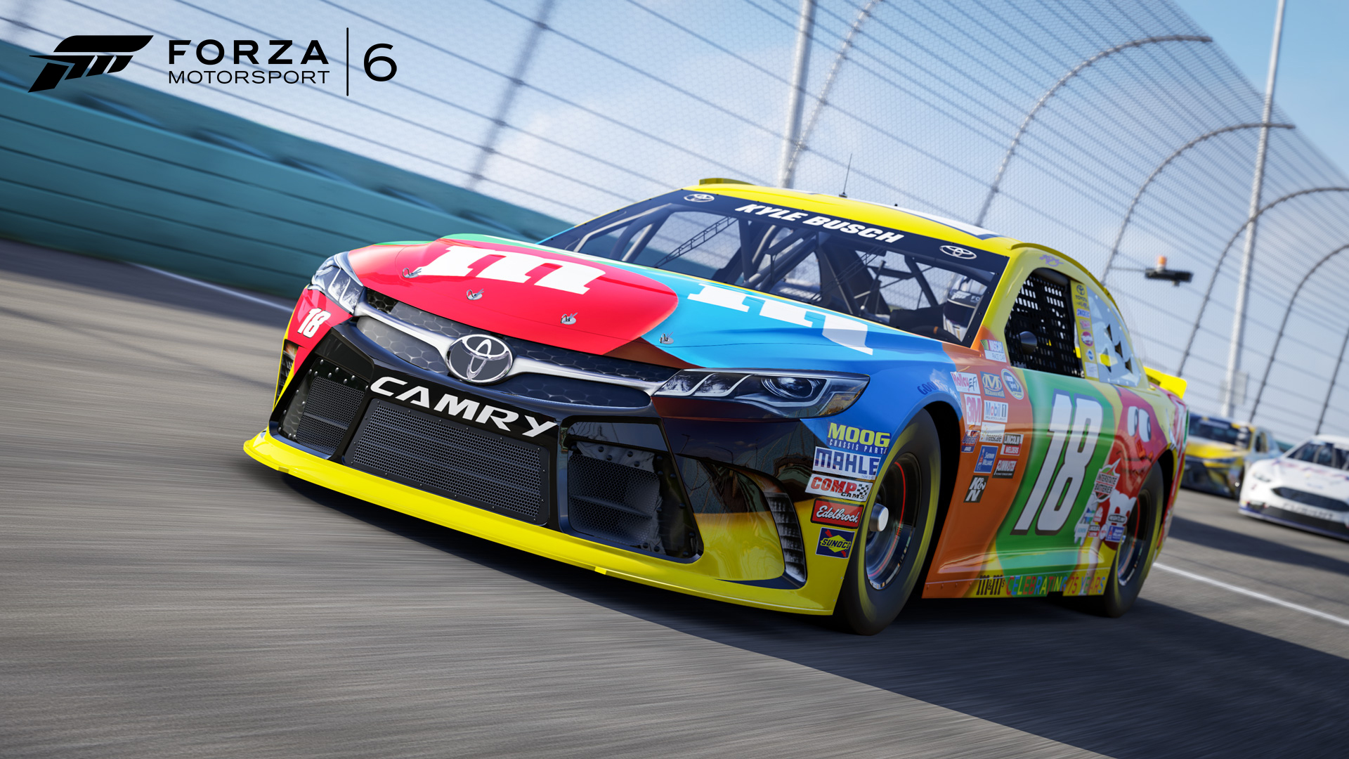 Forza Motorsport 6 Nascar Expansion Released Racedepartment