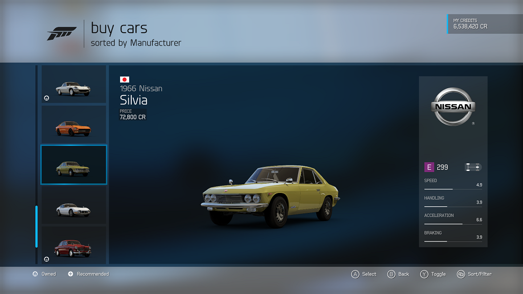 Forza Motorsport 6 Nissia Silvia 3.png