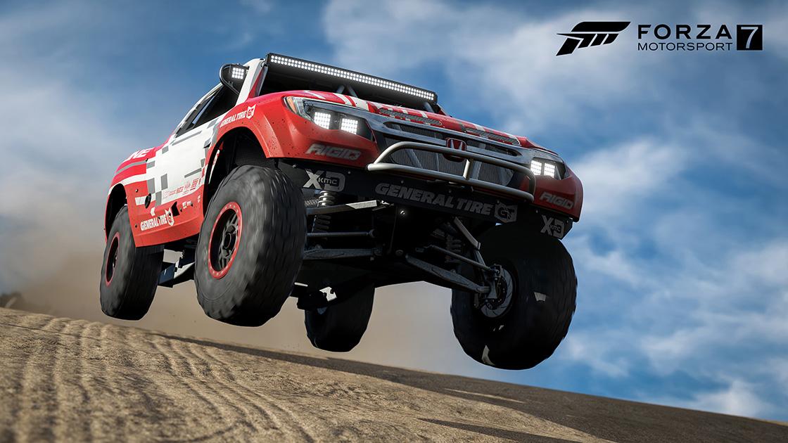 Forza Motorsport 7 2015 Honda Ridgeline Baja Trophy Truck.png