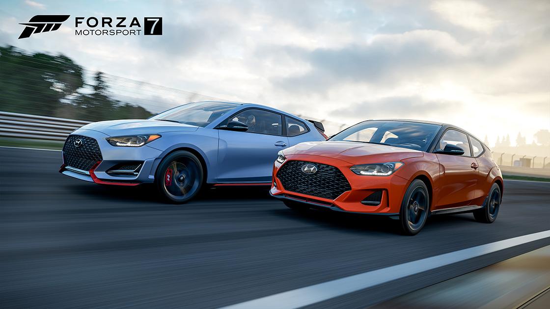 Forza Motorsport 7 Hyundai Veloster Car Pack 1.jpg