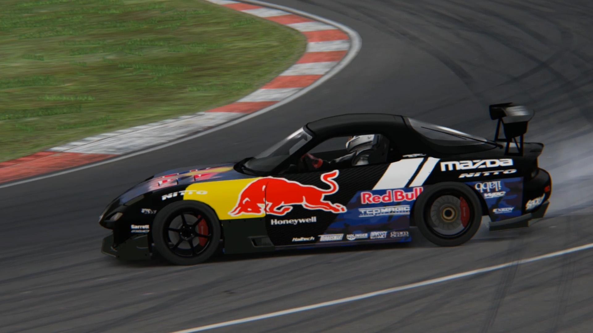 Mad Mike HUMBUL Formula Drift | RaceDepartment - Latest