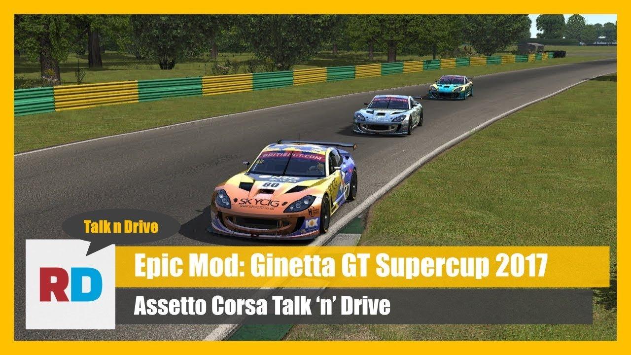Ginetta GT Supercup 2017 Talk n Drive.jpg