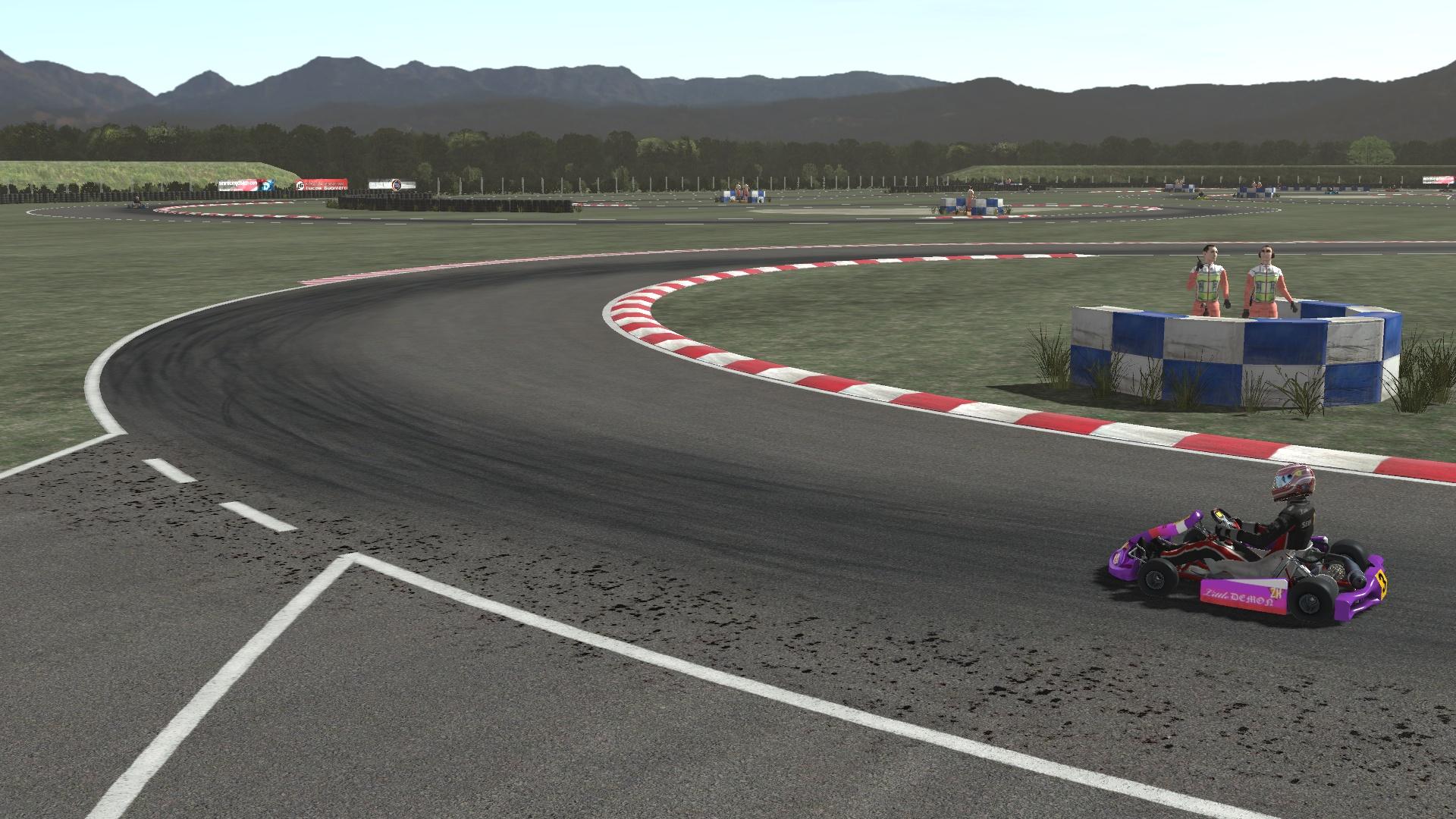 Circuito Valencia F1 : Kartodromo internacional valencia karting racedepartment