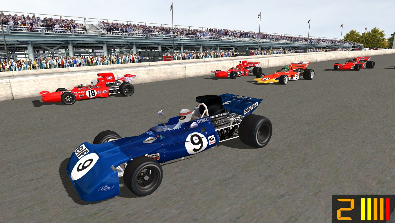 Formula One 1971 Mod for GTR2 | RaceDepartment - Latest