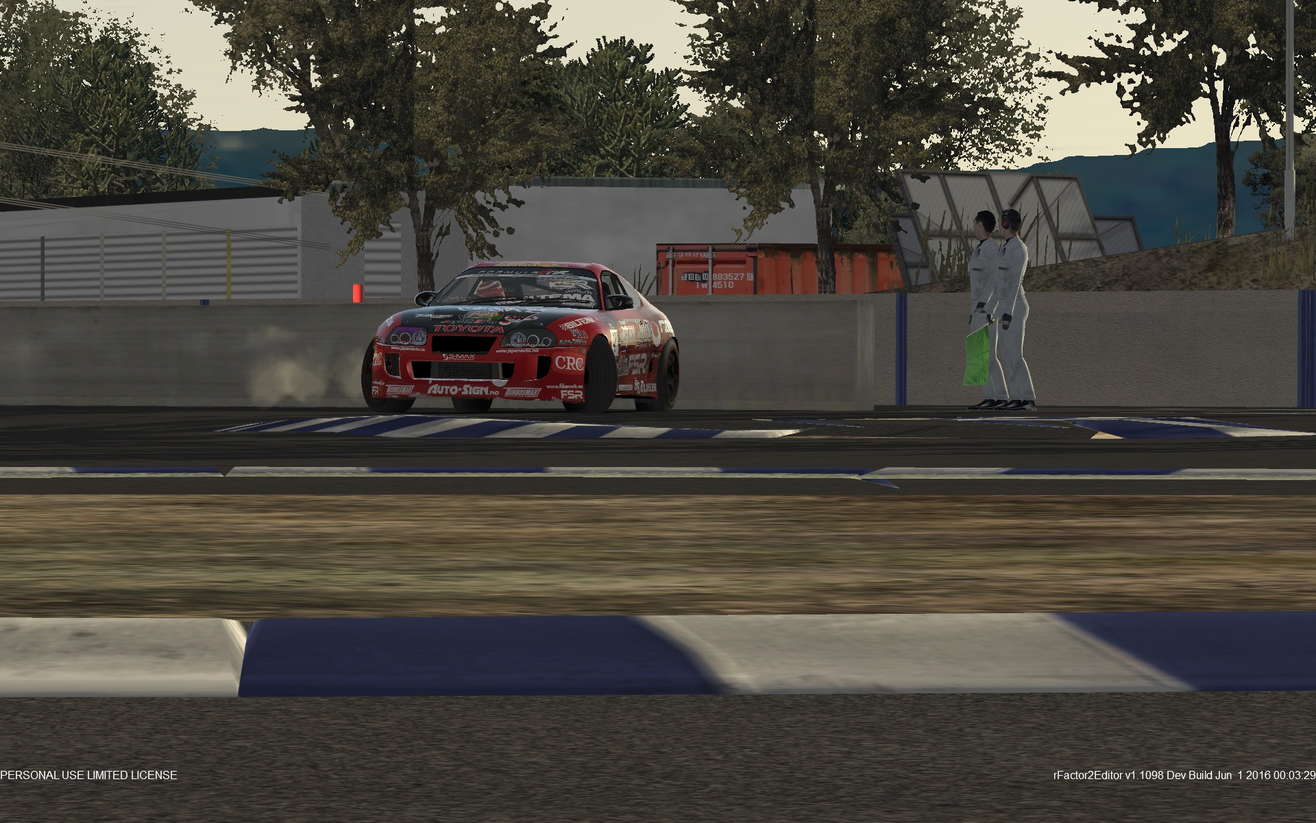 rFactor 2 Meihan SportsLand And Supra | RaceDepartment - Latest