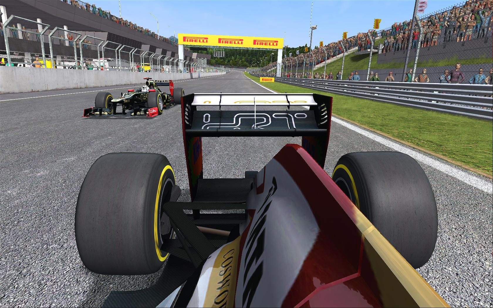 F1 ASR 2012 v1 0 PART1 | RaceDepartment - Latest Formula 1