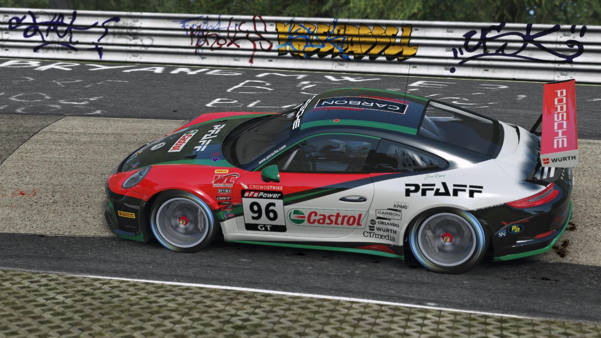Porsche Cup 2019