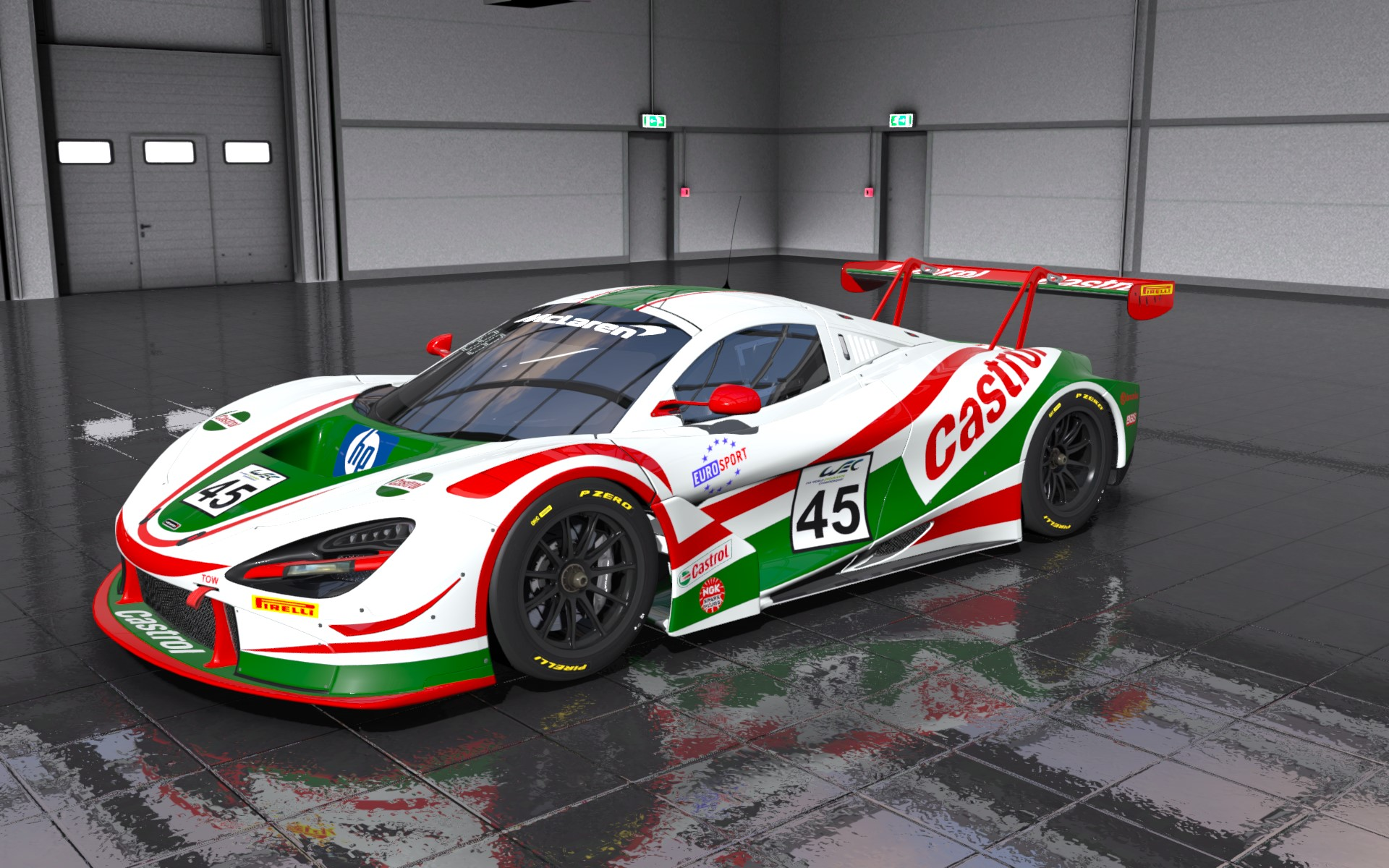 S397 Gt3 Mclaren 720s Castrol 45 Racedepartment Latest