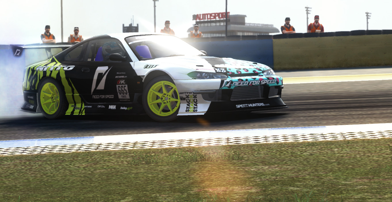 Matt Power S 2011 Formula Drift Livery For S15 Racedepartment