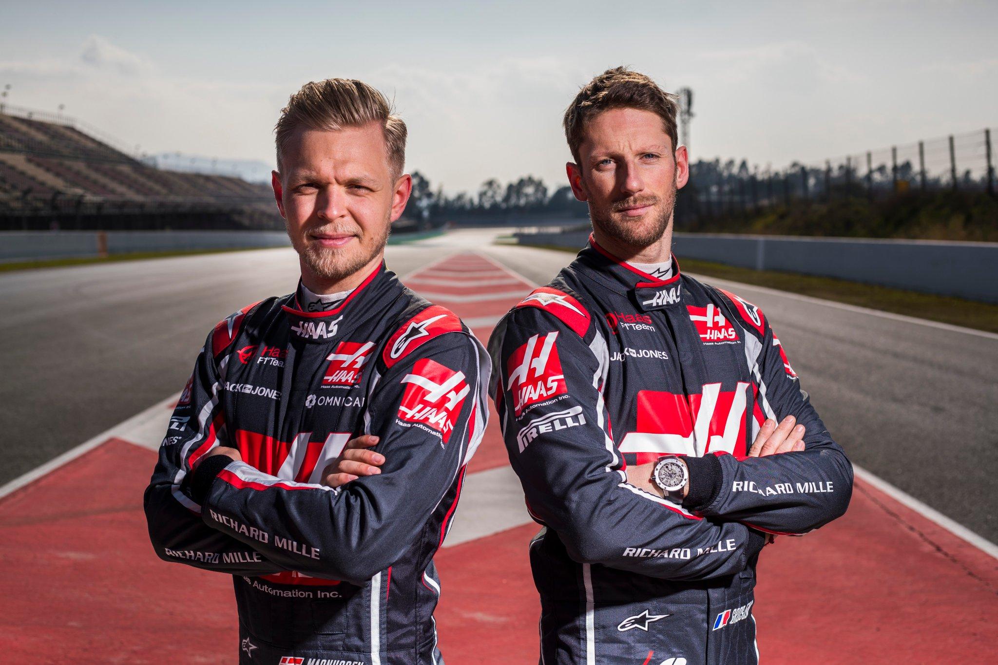 Grosjean Magnussen remain at Haas.jpg