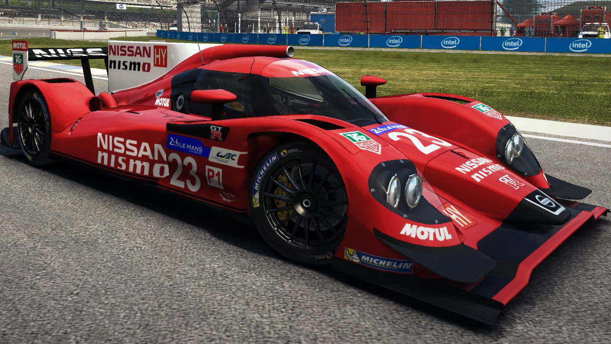 NISSAN GTR LM nismo 23 livery for Lola B1280  RaceDepartment