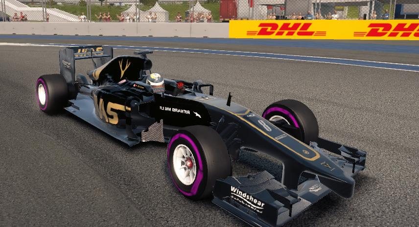 Fantasy Haas Rich Energy F1 Team Haas Helmet Logos Racedepartment